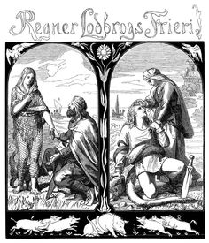 About historical TV productions and the Saga of Ragnarr Loðbrók -- Valkyrja.com