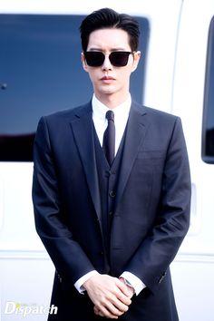 Park Hae Jin in Man To Man BTS 박해진 맨투맨