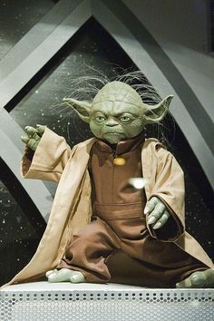 Y is for Yoda