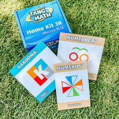 Don't let the summer gap happen! Our home kits are available for K-2 & 3-6 levels to practice math skills to be ready for the next school year! Each kit comes with 3 fun card games! #math #mathgames #elementary #mathworksheets #mathpractice #mathflashcards Home Learning, Learning Games, Learning Resources, Math Card Games, Card Games For Kids, Math Flash Cards, Maths Puzzles, Math Practices, Math Concepts