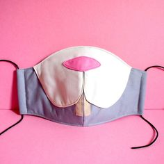 Bunny Mouth Mask – Rabbit Nose Mask – Cute Mouth Cover – Anti Dust Pollution Haze Mask Cover – Animal Face Shield – Easter Cosplay Costume – Famous Last Words Rabbit Nose, Bunny Rabbit, Mouth Mask Design, Diy Masque, Bunny Mask, Pocket Pattern, Animal Faces, Animal Face Mask, Diy Face Mask