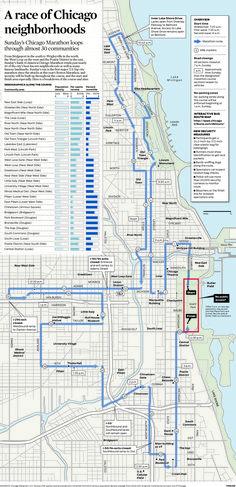 Chicago Marathon: A race of Chicago neighborhoods (Oct. 12, 2013)