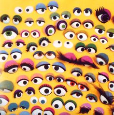 they got their eyes on you! MuppetEyes