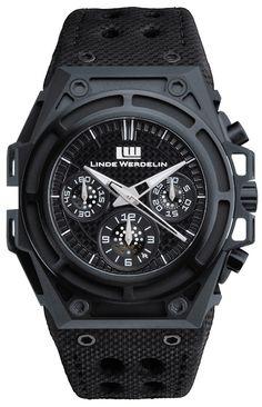 #TimelessSensation ... Linde Werdelin #Timepieces #Watches