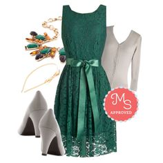 Lovely as Lychee Dress in Emerald by modcloth