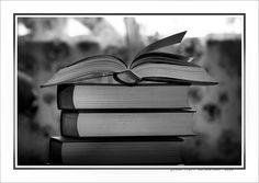books black and white
