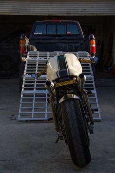 diy motorcycle ramp