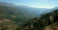 Sunrise, Kadisha Valley, Lebanon