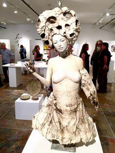 lisa clague - Google Search Lion Sculpture, Lisa, Statue, Google Search, Art, Art Background, Kunst, Performing Arts, Sculptures