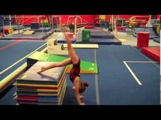 We've put together 17 Videos to help you practice gymnastics at home. There are videos for beginners, and drills for training higher level gymnasts at home. If you're looking for gymnastics online, this is a great resource. Gymnastics For Beginners, Gymnastics At Home, Gymnastics Handstand, Gymnastics Lessons, Preschool Gymnastics, Gymnastics Floor, Gymnastics Videos, Gymnastics Coaching, Gymnastics Workout