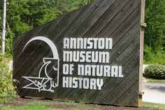 The Gardens of Anniston Museum of Natural History in Anniston, AL