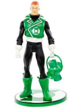 """DC Direct Green Lantern Series 2 GUY GARDNER 6.5"""" Action Figure 2006 #DCDirect"""
