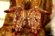 Mehndi Maharani Finalist: Sara's Henna http://maharaniweddings.com/gallery/photo/27041