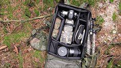 US Assault II Pack MOD - OBSERVER wildlifephotography rucksack outdoor camouflage fotorucksack