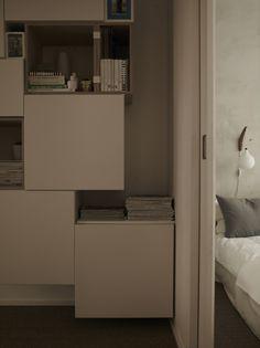 clever storing | Apartment Vasastan, Stockholm - Imberg Arkitekter