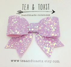 Sugared Cotton Candy Glitter Hair Bow / Sparkling Hair Clip /Pink Hair Clip /Girl baby by teaandtoastx on Etsy https://www.etsy.com/listing/208463955/sugared-cotton-candy-glitter-hair-bow
