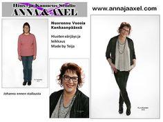 AJANKOHTAISTA | annajaaxel.com
