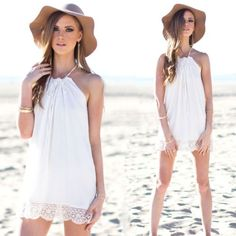 Sexy-Fashion-Women-Sleeveless-Lace-Cocktail-Party-Short-Summer-Beach-Mini-Dress