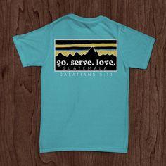 Guatemala Mission Trip shirt by Bobtique on Etsy