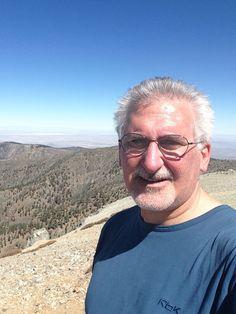 Atop Mt Baldy. 2013.