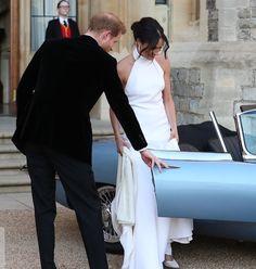 They Had Their Very Own Fairytale Harryandmeghan Meghanmarkle Princeharry Royalwedding