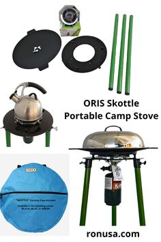 It's the perfect portable camping stove. #camping #campstove #campingstove