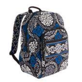 Campus Backpack   Vera Bradley Canterberry Cobalt