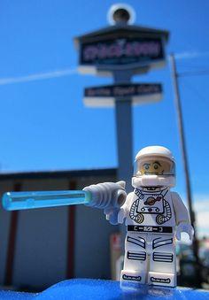 LEGO Collectible Minifigures Series 1 : Spaceman