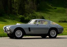 1953 Ferrari 250 Mille Miglia Berlinetta on Sale at Kidston
