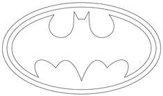 Batman Free Printable   batman logo coloring pages printables 2 Batman Logo Coloring Pages ...