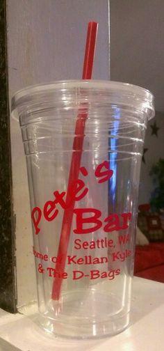 Pete's Bar Tumbler