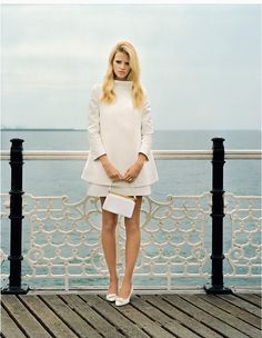 Lara Stone Vogue UK