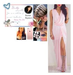 """""""At Megan's baby shower"""" by riley-497 ❤ liked on Polyvore featuring beauty"""