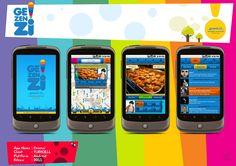 Turkcell Gezenzi Android Application