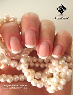 French Nails by Mirela Liardo