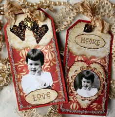 paperwhimsy.com » Blog Archive » Love Card & Tags Posted by Posted by