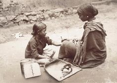 TAMIL NADU 1900s PHOTO source ; Heritage Graphic Artist Madhurakkaran Karthikeyan