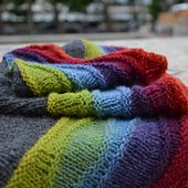 Ravelry: LightWaves pattern by Susan Ashcroft