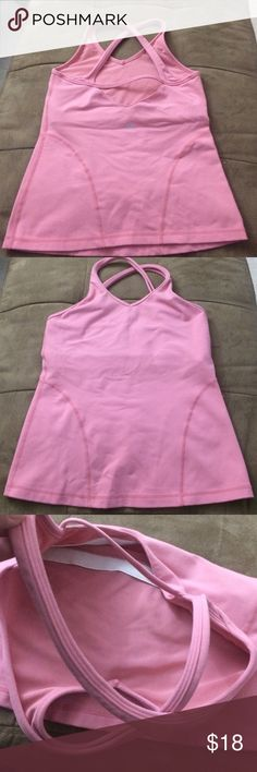 Lulu top Used good condition top lululemon athletica Tops Tank Tops