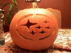 Subaru Logo Pumpkin