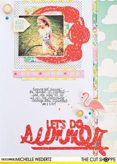 Let's Do Summer by MichelleWedertz at @studio_calico