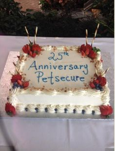 We're celebrating 25 years as Canada's largest and most trusted pet health insurance provider at the 2014 CVMA convention in St. John's!
