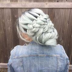 #Hairstyles #Modernsalon #Behindthechair #Braids #Dutchbraid #Hairandbeauty