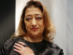 From parking garages and ski-jumps to vast urban landscapes, Zaha Hadid's works have been called bold, unconventional, and theatrical. The Iraqi-born British architect was the first woman to win a prestigious Pritzker Prize.