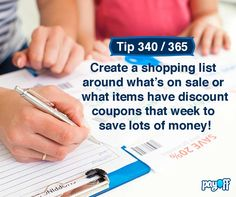 Create a shopping list this holiday season to save you money on christmas gifts and help you look for the best deals! #savemoney #Payoff #empowermentfinance #payoffliving
