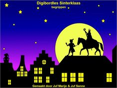 Sinterklaas begrippen
