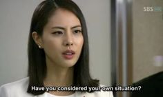 Park Ji Yoon. She has great hair. In drama, Lie to Me
