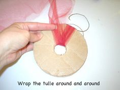 How To Make A Tulle Fairy/Princess : Hip Girl Boutique LLC, Free Hairbow Instructions, Ribbons, Hair Bows and Clips, Hairbow Hardware and Tulle Hair Bows, Tulle Poms, Diy Hair Bows, Diy Bow, Tulle Balls, Hair Ribbons, Diy Projects To Try, Craft Projects, Girls Boutique