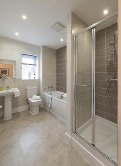 Bathroom tiles - Johnson Grain Tiles - GRIN2A Matt