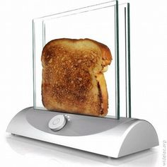 Never let your toast burn again with this innovative gadget.